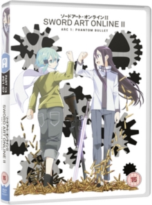 Sword Art Online: Season 2 Part 1, DVD