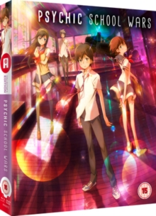 Psychic School Wars, Blu-ray BluRay