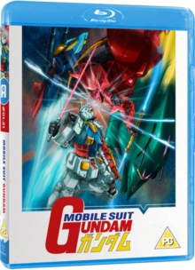 Mobile Suit Gundam: Part 1, Blu-ray  BluRay