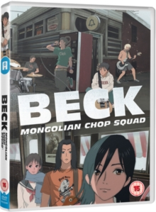 Beck: The Complete Collection, DVD