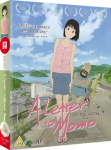 A   Letter to Momo, Blu-ray