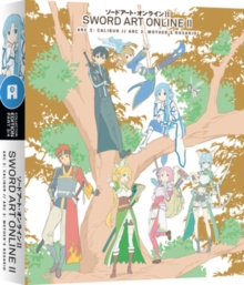 Sword Art Online: Season 2 Part 3, Blu-ray