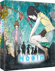 Noein - To Your Other Self: The Complete Series, Blu-ray