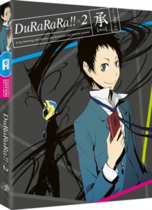 Durarara!!x2 - Shoo, Blu-ray BluRay