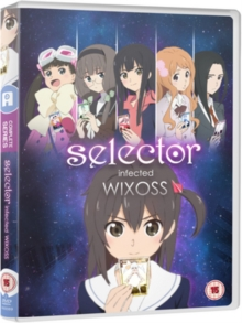 Selector Infected WIXOSS, DVD