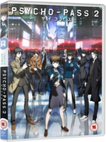Psycho-pass: Season 2, DVD