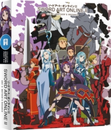 Sword Art Online: Season 2 Part 4, Blu-ray BluRay