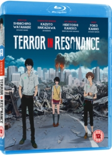 Terror in Resonance, Blu-ray BluRay