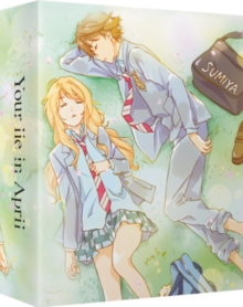 Your Lie in April: Part 1, Blu-ray BluRay