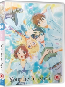 Your Lie in April: Part 1, DVD