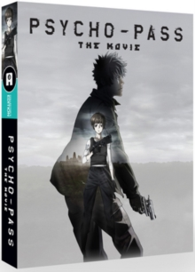 Psycho-pass: The Movie, DVD