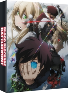 Blood Blockade Battlefront, Blu-ray BluRay