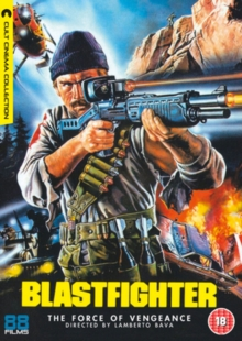Blastfighter, DVD