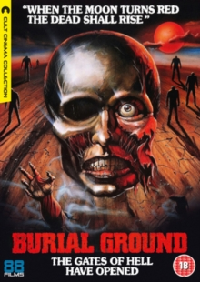 Burial Ground, DVD