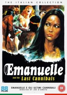 Emanuelle and the Last Cannibals, DVD