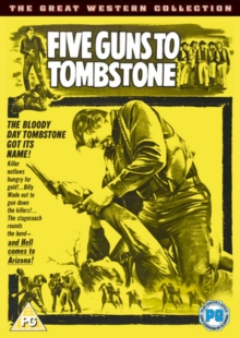 Five Guns to Tombstone, DVD