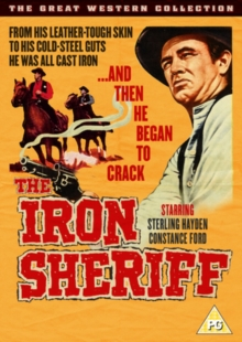 The Iron Sheriff, DVD