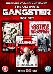 The Ultimate Gangster Collection, DVD
