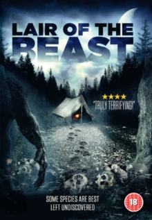 Lair of the Beast, DVD