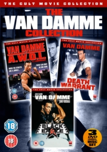 The Van Damme Collection, DVD DVD
