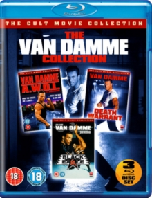 The Van Damme Collection, Blu-ray