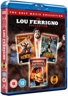 The Lou Ferrigno Cult Collection, Blu-ray
