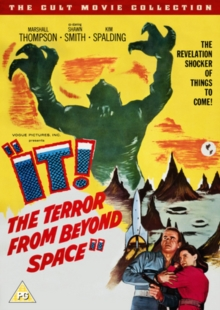 It! The Terror from Beyond Space, DVD