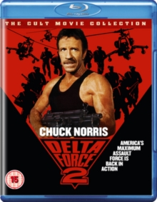 Delta Force 2, Blu-ray BluRay