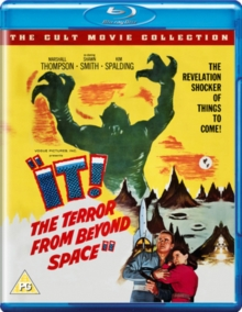 It! The Terror from Beyond Space, Blu-ray BluRay