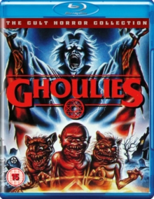 Ghoulies, Blu-ray