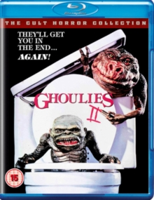 Ghoulies 2, Blu-ray