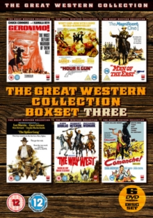 The Great Western Collection: Volume Three, DVD DVD
