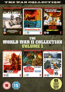 The World War II Collection: Volume 1, DVD