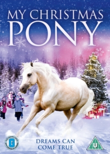 My Christmas Pony, DVD