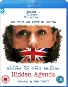 Hidden Agenda, Blu-ray  BluRay