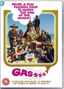 Gas-s-s-s, DVD
