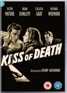 Kiss of Death, DVD
