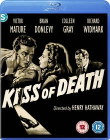 Kiss of Death, Blu-ray
