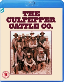 The Culpepper Cattle Co., Blu-ray