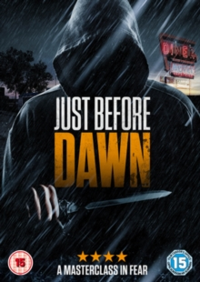 Just Before Dawn, DVD