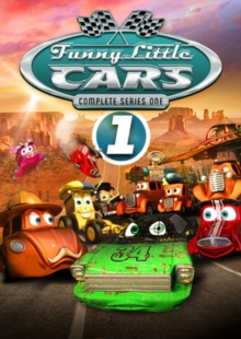 Funny Little Cars: Complete Series 1, DVD