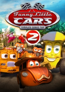 Funny Little Cars: Complete Series 2, DVD