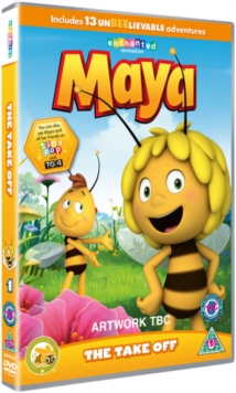 Maya the Bee: The Take Off, DVD