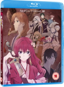 Yona of the Dawn: Part 1, Blu-ray