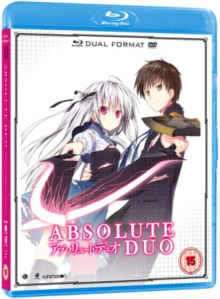 Absolute Duo, DVD
