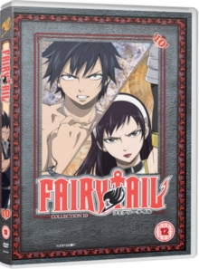 Fairy Tail: Part 10, DVD