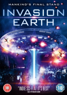 Invasion Earth, DVD DVD