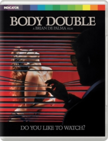Body Double, Blu-ray
