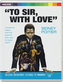To Sir, With Love, Blu-ray