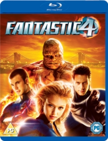 Fantastic 4, Blu-ray  BluRay